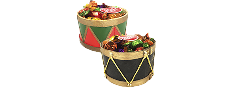 Drums assorted Giftwrap web